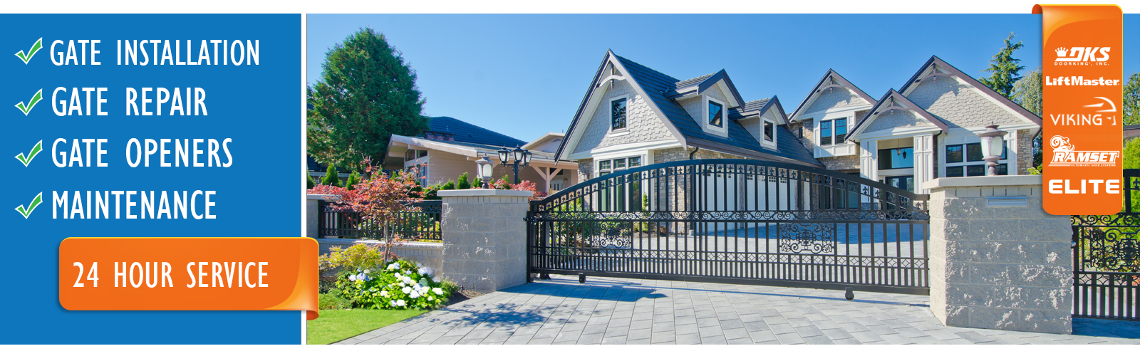 1 Ranked Gate Installation Services In Glendale Ca Call 818 696 5524